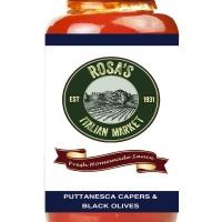 tomato sauce puttanesca